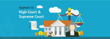 High Court and Supreme Court