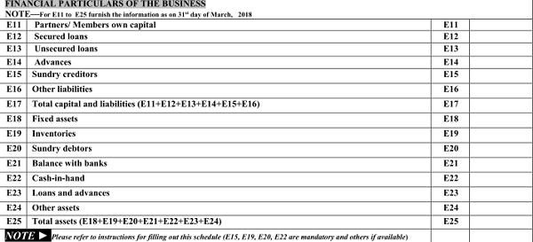 New income tax return forms with fresh requirements (4)