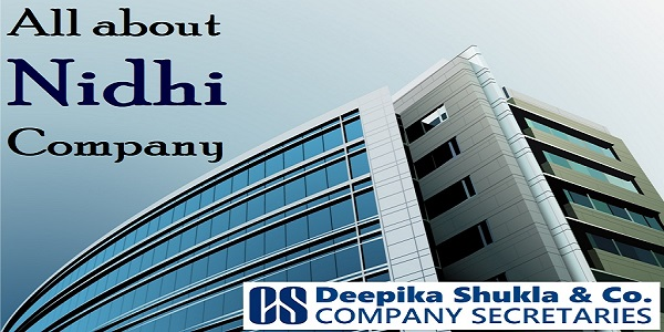 All about Nidhi Company