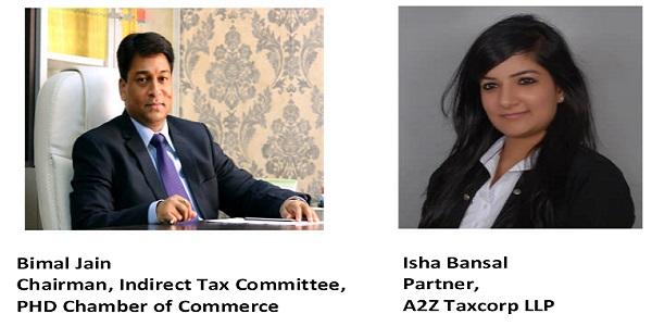 Bimal Jain and Isha Bansal