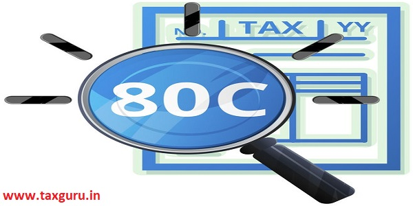 Income Tax Decuctions under Section 80C in India