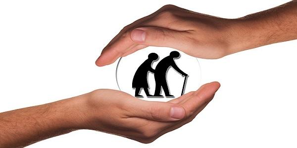 seniors care for the elderly protection protect Senior citizen