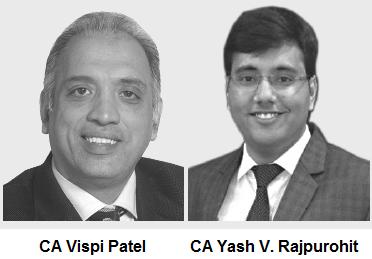 CA Vispi Patel & CA Yash V. Rajpurohit