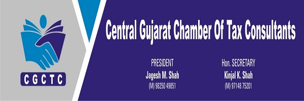 Central Gujarat Chamber of Tax Consultants