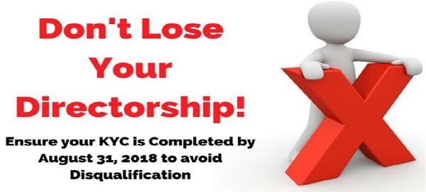Don't LoseYour Directorship!