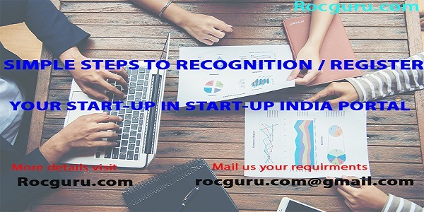 Simple Steps To Register Your Start-Up