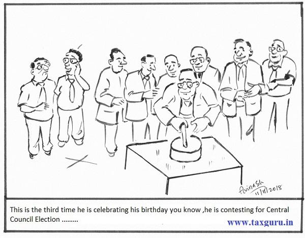 Birthday - Election ICAI