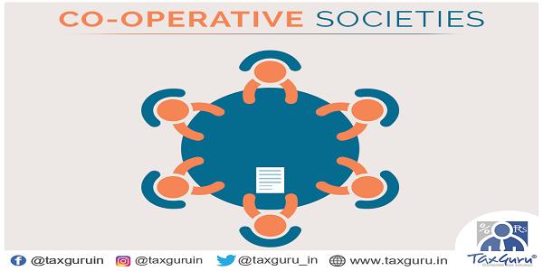 Co-operative Societies