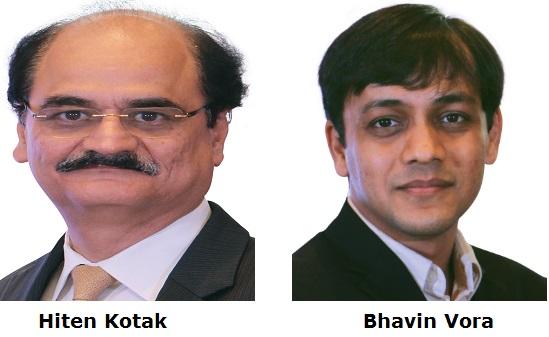 Hiten Kotak and Bhavin Vora