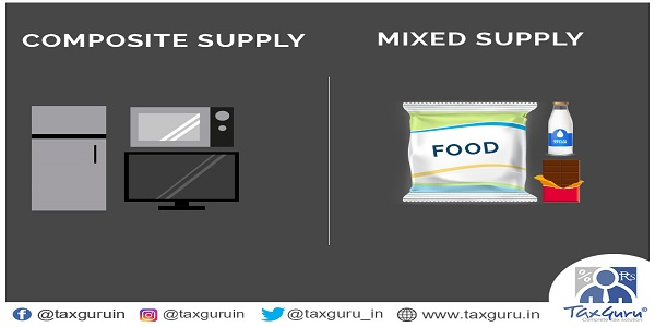 Mixed supply & composite supply