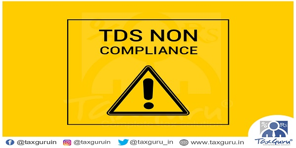 TDS Non-Compliance