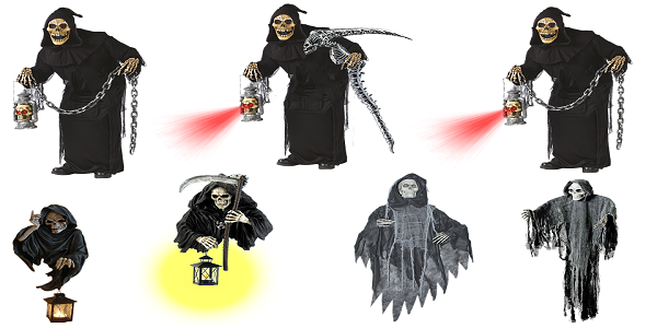 halloween deco isolated decoration ghosts ghost