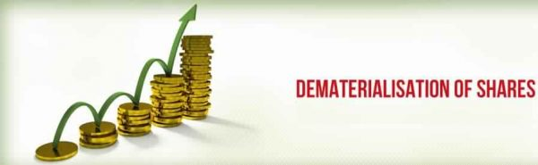 Dematerialisation of Securities Shares
