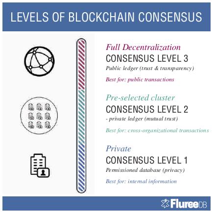 Level of Blockchain Consensus