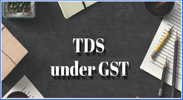 TDS Under GST