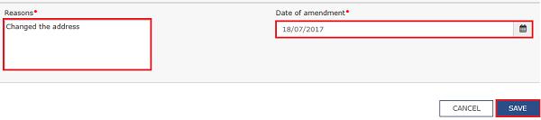 Amendment of Core Fields Image 6
