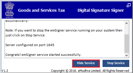 Enrolling With GST Images 27