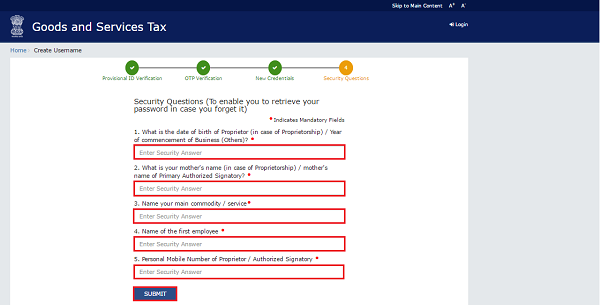 Enrolling With GST Images 6
