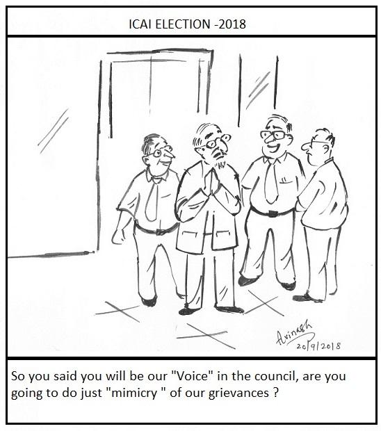 ICAI Election 2018