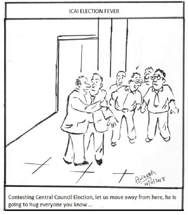 ICAI Election Fever