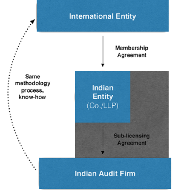 Indian Entity (Co LLP)