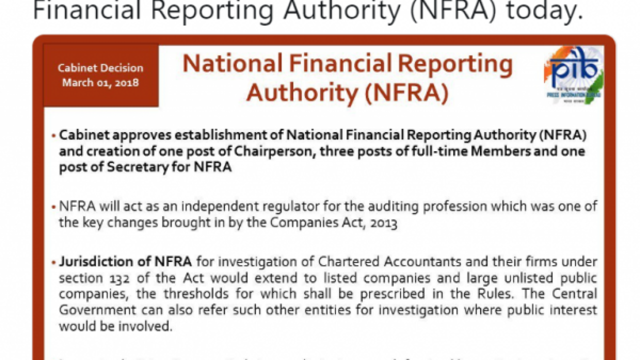What Is Nfra Its Functions Powers