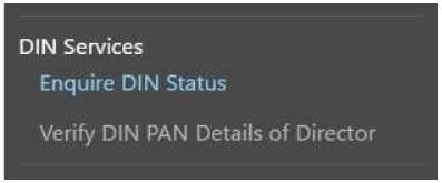 DIN Services