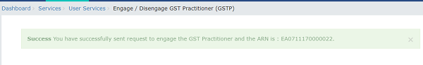 Engage Disengage GST Practitioner Image 9