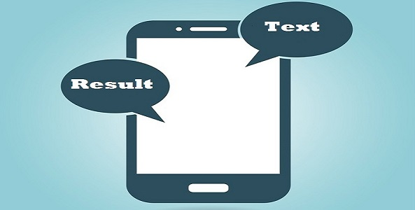 Result Text Mobile