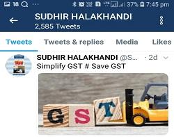 Simplify GST
