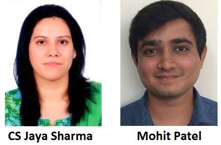CS Jaya Sharma & Mohit Patel