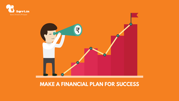 how to make a financial plan for success