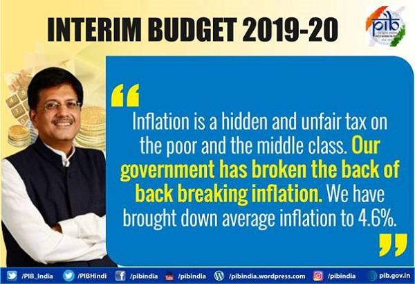 Interim Budget 2019-20 Image 3
