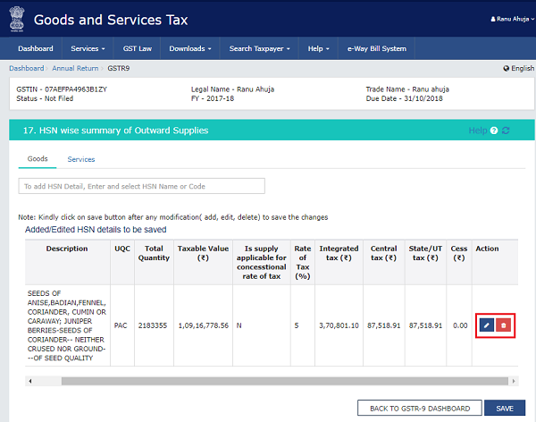 How to file Form GSTR-9 (GST annual return) images 29