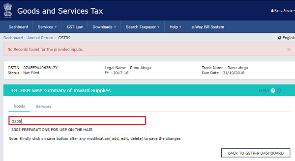 How to file Form GSTR-9 (GST annual return) images 36