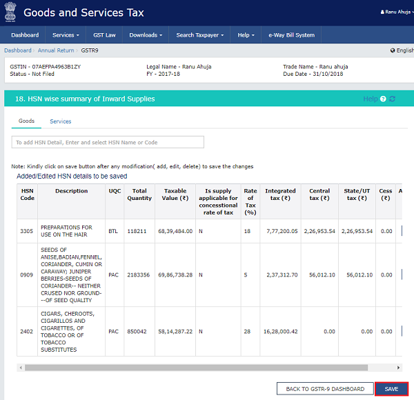 How to file Form GSTR-9 (GST annual return) images 39