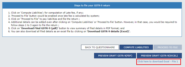 How to file Form GSTR-9 (GST annual return) images 46