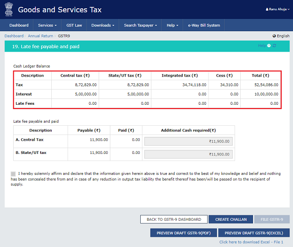 How to file Form GSTR-9 (GST annual return) images 55