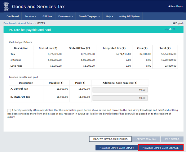 How to file Form GSTR-9 (GST annual return) images 63