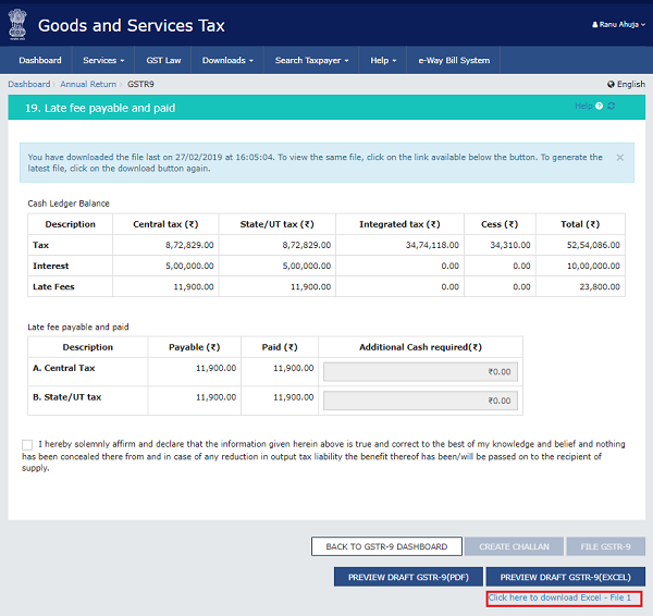 How to file Form GSTR-9 (GST annual return) images 64