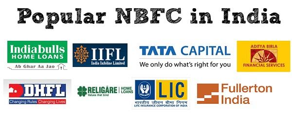Popular NBFC in India