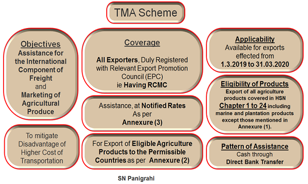 TMA Scheme