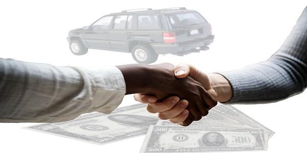 c937201ce864f1 car sale handshake agreement sold dollar bills