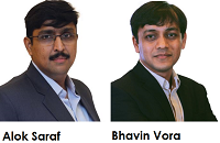Alok Saraf & Bhavin Vora