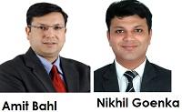 Amit Bahl & Nikhil Goenka