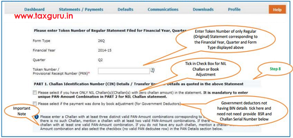 Digital Signature supported KYC Validation contd. (Step 8)