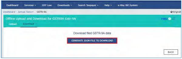 GSTR-9A Offline Utility Image 12