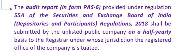 Sub-Rule (8) of Rule 9A
