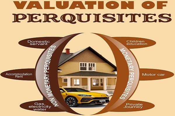 Valuation of Perquisites