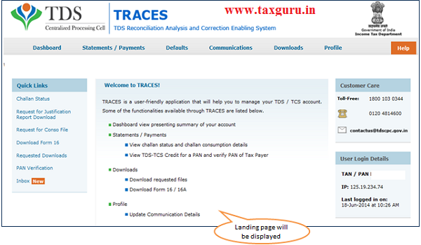 How to TAG/ Replace TDS / TCS Challan on TRACES | TaxGuru